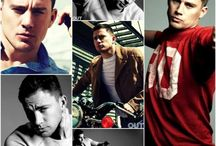 Channing Tatum  All round Sexy / by Suzanne Ennes