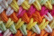 Crochet: Stitches / by Patti Stuart