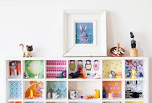 Organizing Ideas for Kids / by Organization Direct | Home and Office Organization