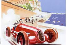 Vintage Travel Posters / by Rose Mary Ayers