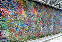 Artistic Street Art / Graffiti, installations and other inspiring street art. / by Marie Wise