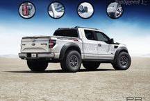 Ford Truck / by Holmes Tuttle Ford
