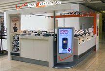 Kiosks / Retail store, mall, indoor & outdoor, interactive & POS kiosks. / by Morgan (M.K.) Nelson Jr
