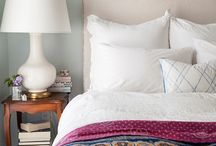 Bedding / The simplest way to reinvent your bedroom? Upgrade your bedspread. / by H5 Decor