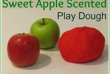 Preschool - Play Dough & Other Recipes / by Kellie Tatham