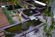 Modern Landscaping We Love / Here are a few modern landscapes we love. / by Fence Workshop™