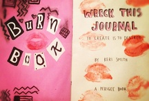 Wreck This Journal, Betch. / by Taylor Amberg