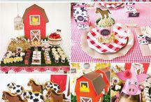 Birthday party / by Stephanie West