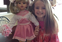 Dolly Friends / Our Amazing Doll Loving Friends! / by Paradise Galleries