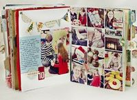 December Daily Scrapbooks / by Holly Hartman