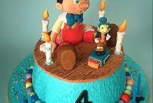 Cake / by London Kinder