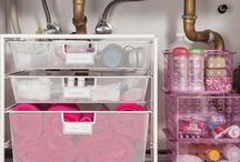 real simple finds smart organizing ideas / by Laura Katherine