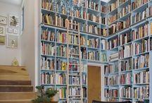 ...Library / by Sandra Smith
