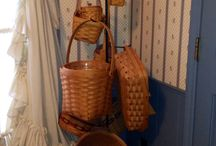 Baskets / by Mary Wright