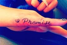 Tattoo Ideas :) / by Whitney Bond