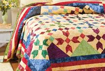 Crafts & Quilting / by Anna Spoering