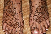 Henna Designs / by Emily Herman