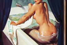Pin-ups / by Whisper Willows