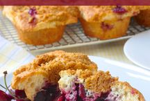 Recipes - Breakfast and Baked Goods / by Nancy Backes