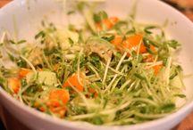 salad dressings / by Mj OBrien