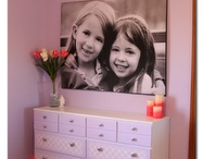 kids bedroom / by Nadine Stringer
