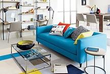 Lounge room inspiration / by Ellen Hennessy