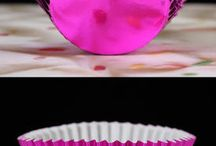 Cupcake Baking Cups / Different fun designs of Cupcake Baking Cups for baking treats at home. / by CaljavaOnline.com