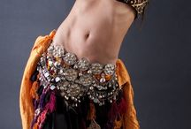 Belly dancing outfit ideas / by Enelin Toon