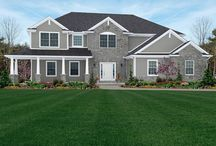 Custom Built Homes - The Cumberland /  If you love this floor plan and are interested in making it your new home, learn more at http://waynehomes.com/plan/cumberland! / by Wayne Homes