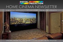 DP Newsletters - Home Cinema / by Digital Projection