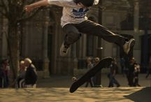 Skateboarding / by MaloofMoneyCup