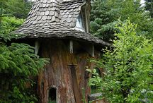 Tree Houses / by Tom Langley