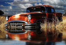 Abandoned Trucks & Cars / by Fly Fisherman