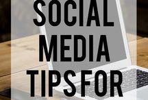 Social media & marketing / by Ali Varga