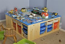 Home Sweet Home- Playroom / by Alyson Hall
