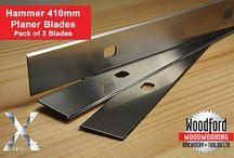 Felder & Hammer Planer Blades / Knives / FELDER & HAMMER Planer knives Cobalt HS 18% / by Woodford Woodworking Tools and Machines UK.