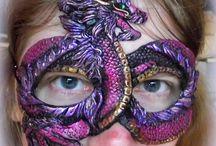Masks  / by Melanie Hughes