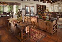 Kitchens / by Julie Dewald