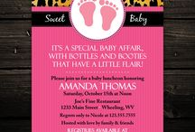 Baby Shower Idea's / by Diana H