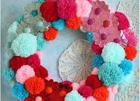 Pom Pom Ideas / by Laura Bray Designs