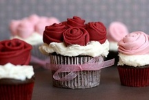 cakes and cupcakes / by Rebecca VanCuyk