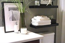 Bathroom Makeover / by Kelly Welch