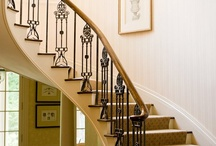 Gorgeous staircases / by Marlou McAlees