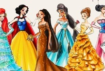 disney obsession / by Emily Limpus