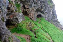 Caves around the world! / by Regina Prewitt