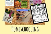 Homeschool / by Robyn B