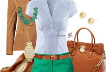 Style - Green / by Cammie Hackney