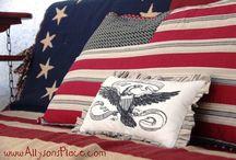 Primitive Americana / by Allyson's Place