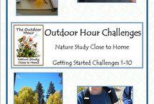 CM Home school Nature Study / by Rita Muller