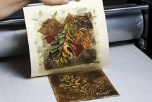 A Passion for Printmaking / by Roberta Benjamin